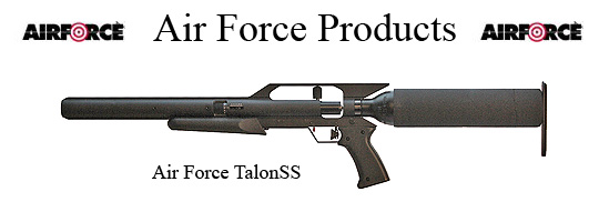 Air Force Air Guns