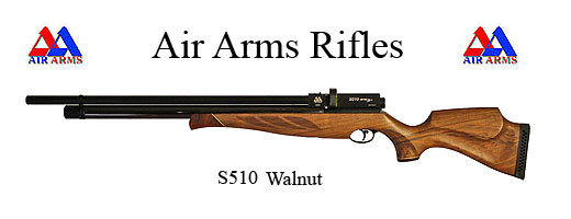 Air Arms Air Guns
