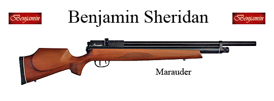 Benjamin Sheridan Air Guns