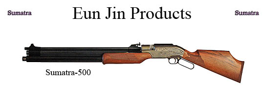 Eun Jin Sumatra Air Guns