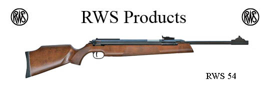 Dynamit/Nobel RWS Air Guns