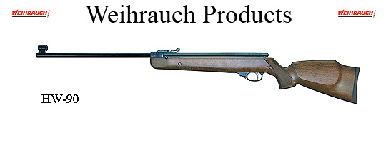 Weihrauch Air Guns